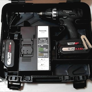 パナソニック(Panasonic)の★パナソニック 14.4v ドリルドライバー EZ7441★(工具/メンテナンス)