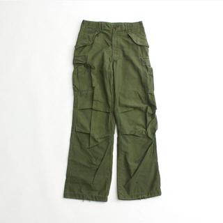 ヤエカ(YAECA)の平林奈緒美 US ARMY M-65 Field Trousers 私物(ワークパンツ/カーゴパンツ)