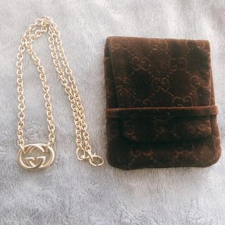 Gucci - GUCCI  ネックレス 正規品 美品