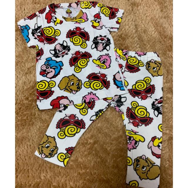 HYSTERIC MINI(ヒステリックミニ)のヒステリックミニ セットアップ キッズ/ベビー/マタニティのベビー服(~85cm)(その他)の商品写真