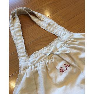 SM2 - SM2 サマンサモスモス キナリ色のバッグ