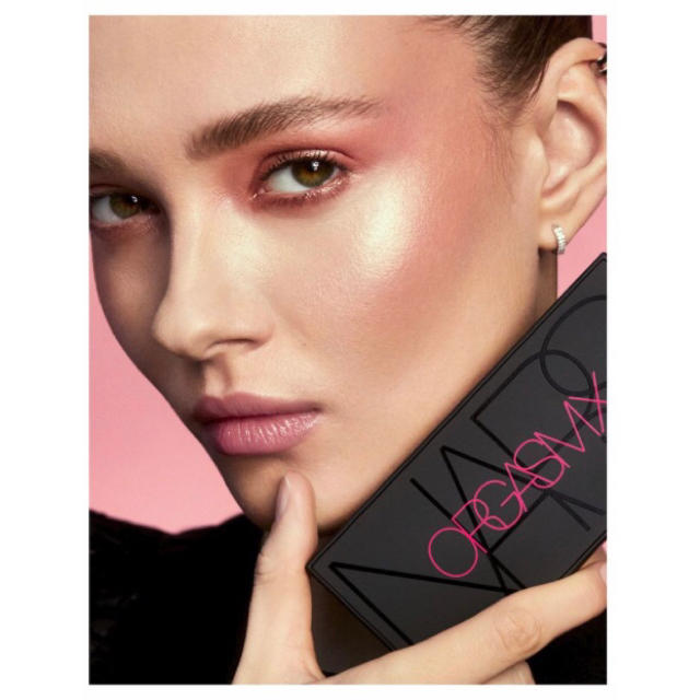 NARS(ナーズ)の新品未開封 数量限定  NARS オーガズム X チークパレット コスメ/美容のベースメイク/化粧品(チーク)の商品写真