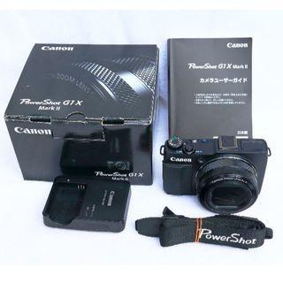 キヤノン(Canon)のCanon パワーショットG1XマークⅡ(コンパクトデジタルカメラ)
