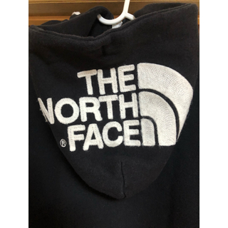 THE NORTH FACE - THE NORTH FACE/ジップパーカー 黒 L