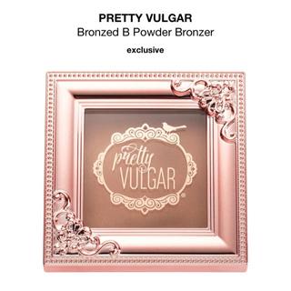 セフォラ(Sephora)のPRETTY VULGAR Powder Bronzer ブロンザー 新品(フェイスカラー)