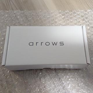 アローズ(arrows)の新品未使用 アローズ M05 arrows 本体 simフリー(スマートフォン本体)