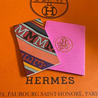 エルメス(Hermes)の新品 エルメス手帳 付箋セット(ノート/メモ帳/ふせん)