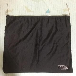 COACH - コーチ保存袋ショップバッグ エコバッグ 大きめ