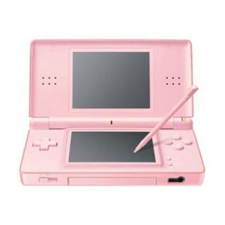 ニンテンドーDS(ニンテンドーDS)の任天堂 DS Lite 本体 ノーブルピンク(携帯用ゲーム機本体)