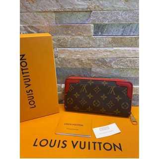 ルイヴィトン(LOUIS VUITTON)のLOUIS VUITTON モノグラムレティ―ロ ジッピーウォレット(財布)
