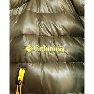コロンビア(Columbia)のColumbia ダウンジャケット ジップアップ フード付きダウン(ダウンジャケット)