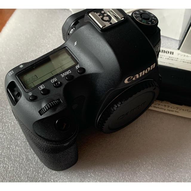Canon(キヤノン)のEOS6D 本体 作動良好 スマホ/家電/カメラのカメラ(デジタル一眼)の商品写真