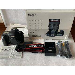 Canon - EOS6D 本体 作動良好