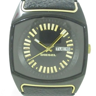ディーゼル(DIESEL)のディーゼル 腕時計美品  DZ-5214 ボーイズ(腕時計)