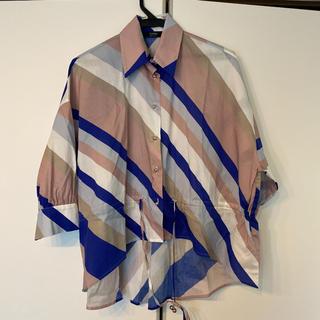イタリア製ブランド TA I MO トップス(Tシャツ(長袖/七分))