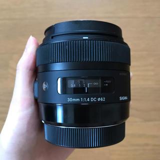 SIGMA - sigma 30mmf1.4 Canon
