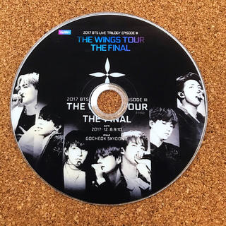 ボウダンショウネンダン(防弾少年団(BTS))の【BTS】THE WINGS TOUR THE FINAL V LIVE+(アイドル)