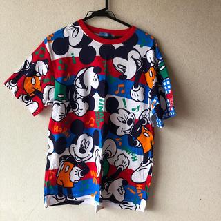 ディズニー(Disney)のシャツ(Tシャツ(半袖/袖なし))