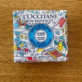 ロクシタン(L'OCCITANE)のL'OCCITANE 化粧石けん SH バターソープLTb(ボディソープ/石鹸)