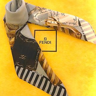 未使用 フェンディ  ハンカチスカーフ  Wonderful many bags