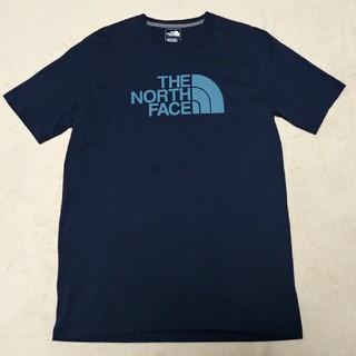 ザノースフェイス(THE NORTH FACE)のTHE NORTH FACE ノースフェイス Tシャツ ネイビー Mサイズ(Tシャツ/カットソー(半袖/袖なし))