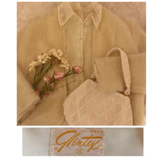 Lochie - 50's vintage knit jacket