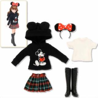 Disney - ディズニーランド限定 ファッションドール ミニー ルームウェア コスチューム