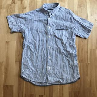 ドアーズ(DOORS / URBAN RESEARCH)のDOORS ストライプ半袖シャツ(シャツ)