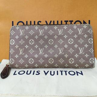 LOUIS VUITTON - ルイヴィトン 長財布 財布 ラウンドファスナー ジッピーウォレット