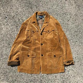 POLO RALPH LAUREN - 90s Polo Ralph Lauren Corduroy Jacket