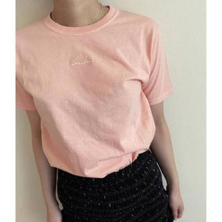 エディットフォールル(EDIT.FOR LULU)のEDIT.FOR LULU×FRUIT OF THE ROOM 別注Tシャツ(Tシャツ(半袖/袖なし))