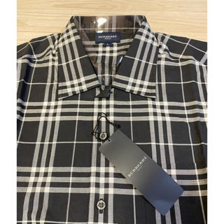 BURBERRY - Burberry バーバリー ネルシャツ 半袖