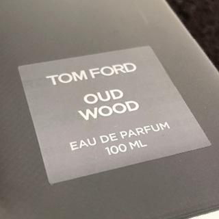 トムフォード(TOM FORD)のトムフォード ウードウッド 新品未使用未開封 100mL(ユニセックス)