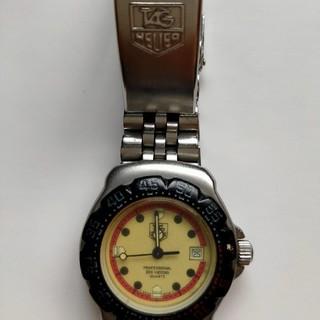 タグホイヤー(TAG Heuer)のタグホイヤー レディース腕時計(腕時計)