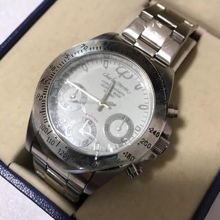 ROLEX - 新品 希少カラーCharles Perrinシャルルペリン ホワイト文字盤腕時計