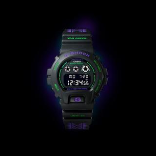 ジーショック(G-SHOCK)の2セット エヴァンゲリオン G-SHOCK DW-6900 feat.RADIO(腕時計(デジタル))