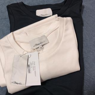 3.1 Phillip Lim - 新品未使用。3.1Phillip Lim Tシャツ2枚セット