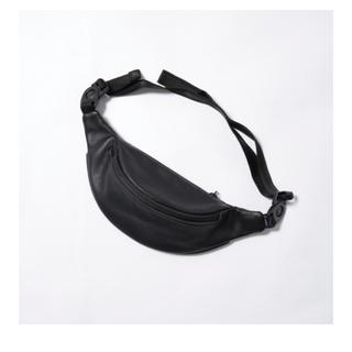 ワンエルディーケーセレクト(1LDK SELECT)のuniversal products  Leather Waist Bag (ウエストポーチ)