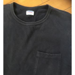 ウエアハウス(WAREHOUSE)のダブルワークス(Warehouse )ポケットTシャツ 中古 M (Tシャツ/カットソー(半袖/袖なし))