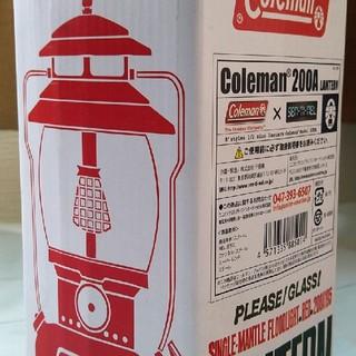 コールマン(Coleman)のS'styles 1/2サイズ ランタン コールマンモデル200A(ライト/ランタン)