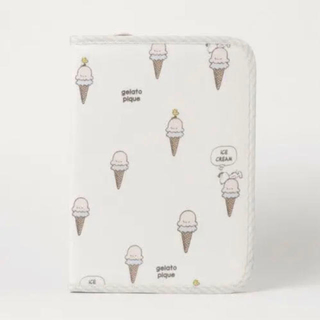 gelato pique - 《新品、未使用》ジェラートピケ  スヌーピー 母子手帳ケース 完売品 激レア