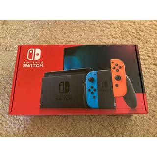 ニンテンドースイッチ(Nintendo Switch)の任天堂 Switch スイッチ 本体(家庭用ゲーム機本体)