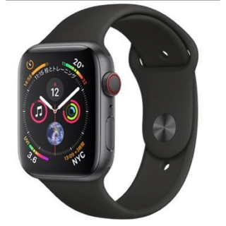 Apple - Apple Watch Nike+ Series 4(GPSモデル)