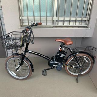 パナソニック(Panasonic)のパナソニック グリッター BE-ENGL03 電動自転車(充電器付属)(自転車本体)