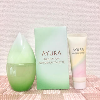 アユーラ(AYURA)のアユーラ メディテーション パルファンドトワレ(香水(女性用))