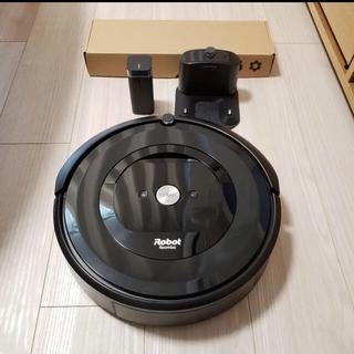アイロボット(iRobot)のルンバ 5e 一年間保障付き(掃除機)