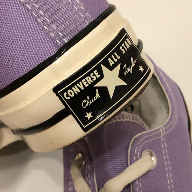 CONVERSE(コンバース)のct70 コンバース ライラック converse チャックテイラー レディースの靴/シューズ(スニーカー)の商品写真