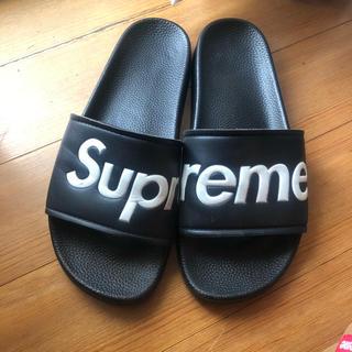 Supreme - supreme サンダル