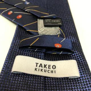 タケオキクチ(TAKEO KIKUCHI)のタケオキクチ ネクタイ(ネクタイ)