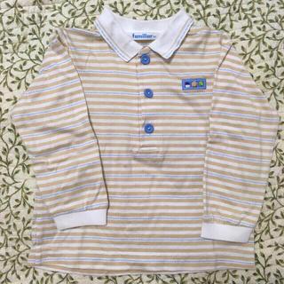 ファミリア(familiar)のファミリア トップス 春秋 90(Tシャツ/カットソー)